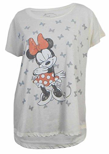 Disney Ladies Minnie Hi Low T Shirt