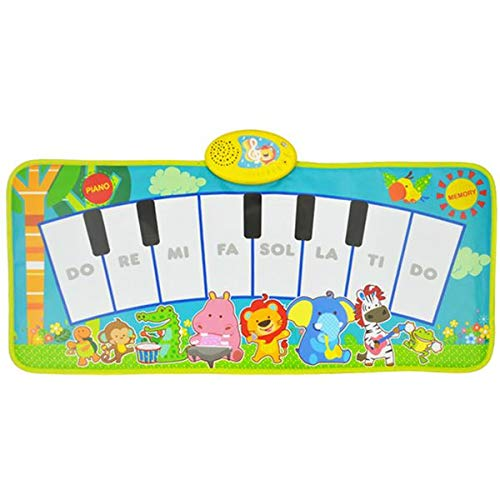 Piano Keyboard Dancing Musical Mat Electronic for Kids Game Touch Sensitive +3 by Zippy Mat (Image #3)