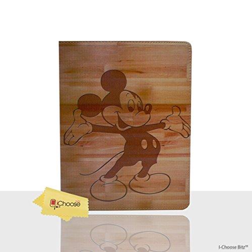 12b8e8c0208 Apple iPad Air 2 (iPad 6) Folio Disney Quote Case/Protective PU Leather