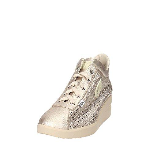 SPAKO sneakers Oro AGILE 226 Rucoline BY wedge A woman Za1RF