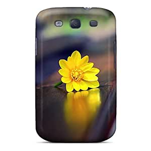 Premium [bwODCBH3423UCxAt]romantic Bench Case For Galaxy S3- Eco-friendly Packaging