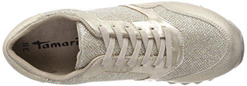 Tamaris Damen 23614 Sneaker Gold