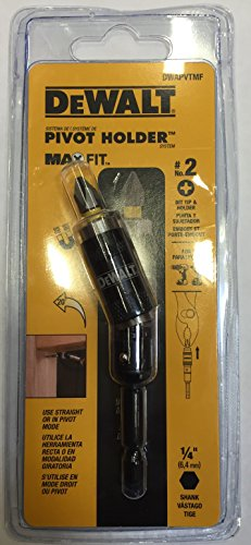 DeWalt Max Fit Pivot Holder - 20 Degree