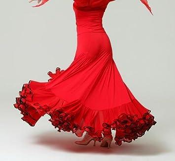 peiwen Falda de Baile, Faldas de Baile Moderno: Amazon.es ...