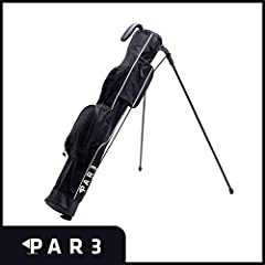 Par3 Sundaze Bag - Take Your Game to the Next Level               Have you been looking for a Sunday golf bag for a pitch n putt or executive course? Maybe one that is convenient to easily take to the driving range?        Do ...