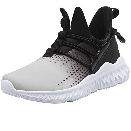 کفش ورزشی بچه گانه Spesoul ، کفش ورزشی سبک در فضای باز ، قابل تنفس ورزشی که در حال دویدن کفش پیاده روی برای پسران است