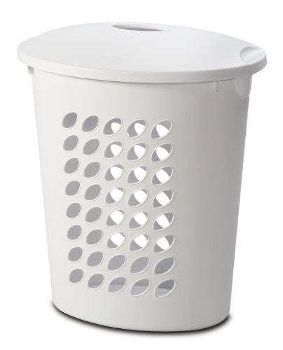 Sterilite 12558006 Laundry Hamper 6 Pack