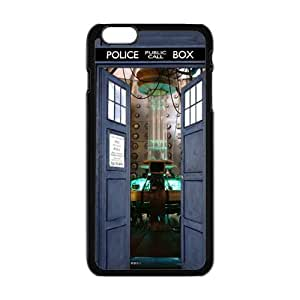 Blue police box Cell Phone Case for Iphone 6 Plus
