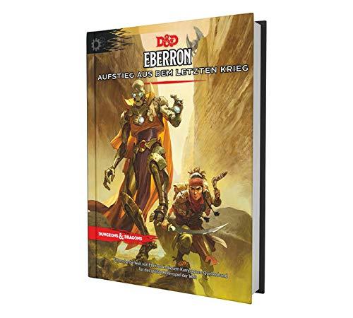 D&D: Eberron: Aufstieg aus dem letzten Krieg: Amazon.es ...