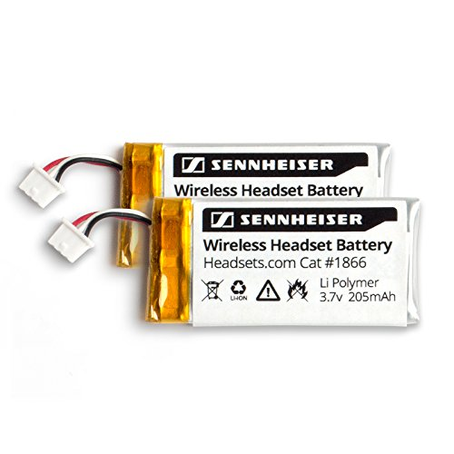 Sennheiser Replacement Rechargeable Battery for OfficeRunner Wireless Headset