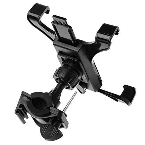 - Itlovely Bicycle Mini Tablet Holder Universal Adjustable Mount Bike Bracket for 7in-11in