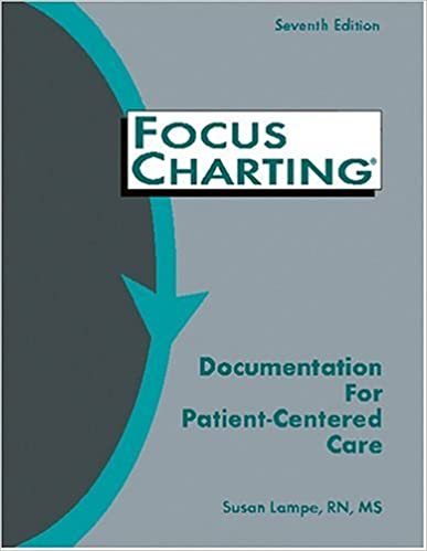 focus charting nursing records