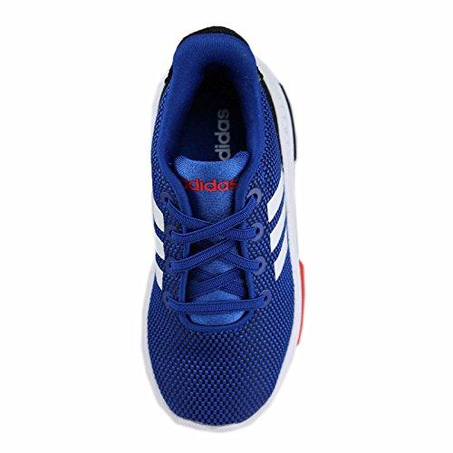 adidas NEO Racer TR Inf Größe 18 Blau (Blau Kombi)