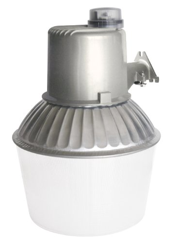 Designers Edge L1743 150-Watt Pulse Start Metal Halide Security Light Fixture