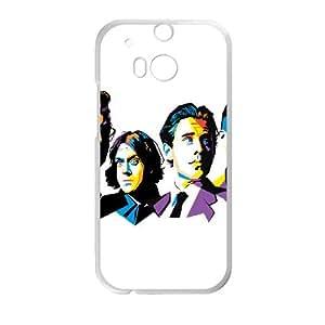 Arctic Monkeys HTC One M8 Cell Phone Case White jfx blsr