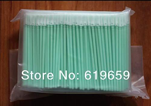 - Printer Parts - 500 pcs Cleanroom Polyester Swabs - Alternatie to Texwipe TX758B Micro Alpha Polyester Cleanroom Swab Swabs