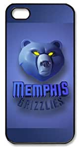 NBA Memphis Grizzlies Customizable iphone 5 Case by icasepersonalized