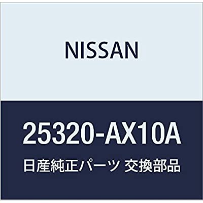 Nissan 25320-AX10A Switch Assembly-Stop Lamp: Automotive
