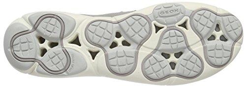 Geox D Nebula C - Zapatillas para mujer Grau (LT GREYC1010)