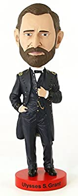 Royal Bobbles Ulysses S. Grant Bobblehead