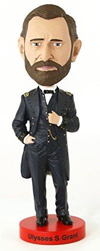Royal Bobbles Ulysses Grant Bobblehead