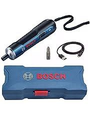 Parafusadeira a Bateria Bosch Go 3,6V BIVOLT com maleta