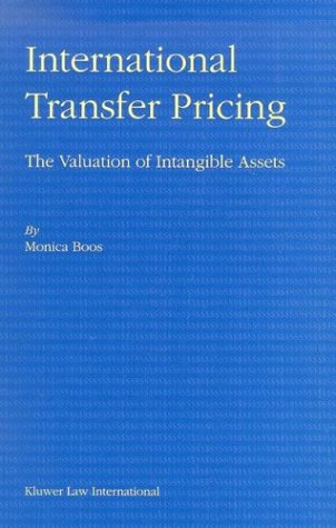 International Transfer Pricing: The Valuation Of Intangible Assets