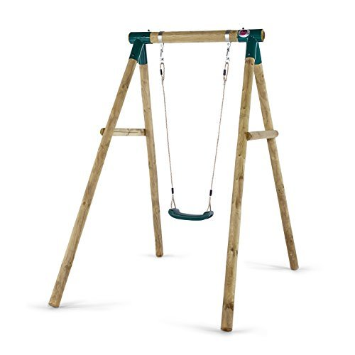 Plum Products Bush Baby Wooden Single Swing Set by Plum