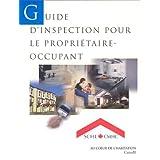 Guide D'Inspection pour le proprietaire occupant