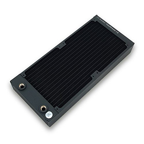 EK CoolStream CE 280 Performance Series Dual 140mm Fan Water Cooling Radiator