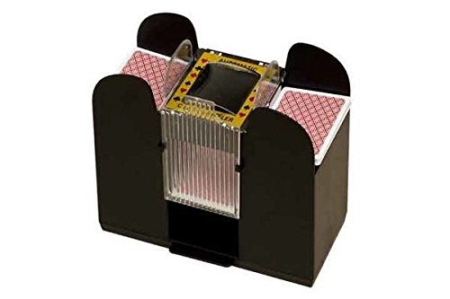 CHH 6-Deck Card Shuffler by CHH CHH Imports 2709XL