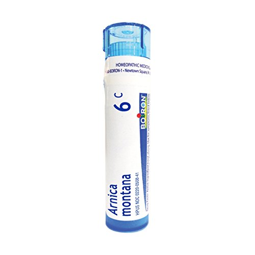 Boiron Arnica Montana 6C, Homeopathic Medicine for Pain Relief