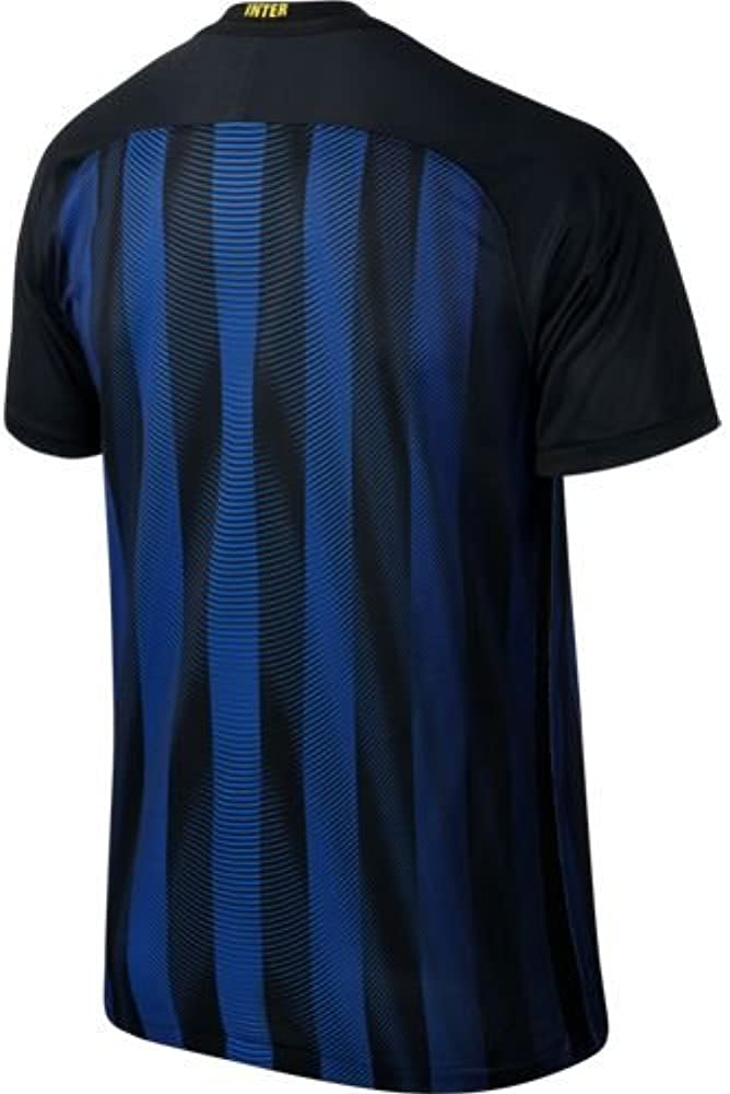 Nike Inter de Milán M SS Hm Match JSY Camiseta de Manga Corta ...
