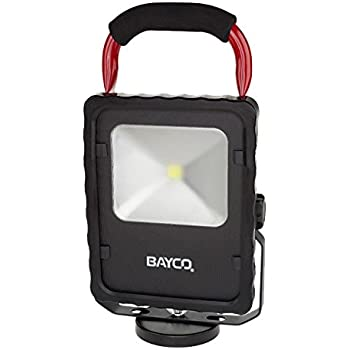 Bayco Sl 1504 950 Lm Led Single Fixture Work Light With