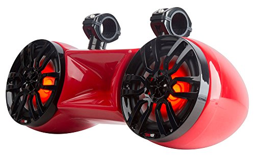 DS18 8 Inch NXL-82TDR Hydro Red 8