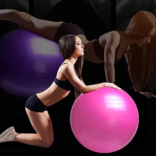 Flexibilidad Espesar con Balance Bomba Utilidad Antideslizante Pesas tapón Ejercicio Deportes con PVC para Fitness Ball Ball la Yoga el Entrenamiento Aptitud Pilates la de qxxpzvU