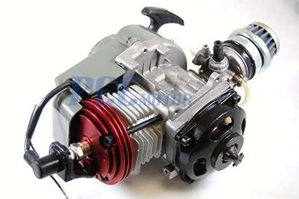 8LMF 49CC 2 STROKE HIGH PERFORMANCE ENGINE MOTOR POCKET MINI BIKE SCOOTER ATV EN08