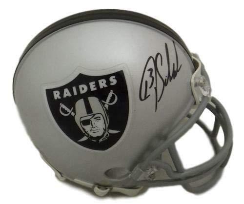 Jay Schroeder Autographed Oakland Raiders Mini Helmet JSA ()