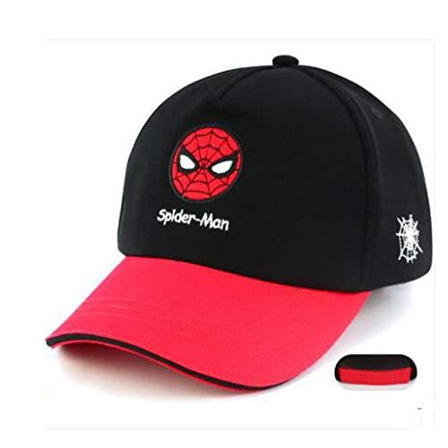 Yuanyuanliu Sombrero For Niños, Niño, Marvel, Gorra De Béisbol ...
