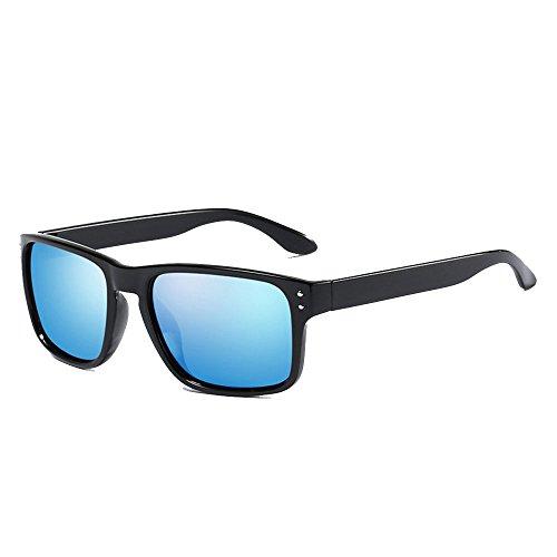 Lunettes femmes UV de hommes rétro anti reflets pour Blue sans sympas polarisées et de soleil Lunettes soleil Lunettes 4Yq7z