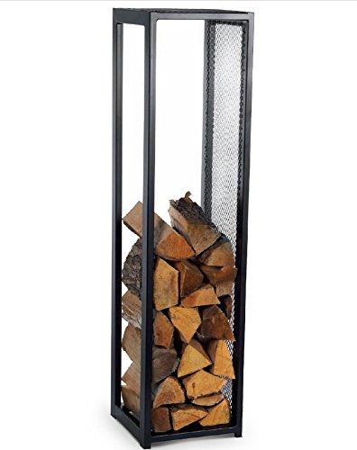 Merveilleux Magnus Fireside Log Holder Shelf PILLAR