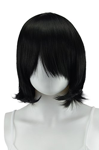 EpicCosplay Chronos Layered Bob Costume Wig