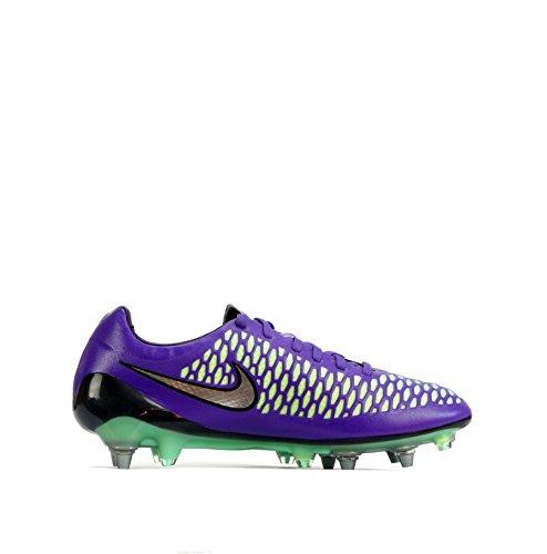Nike, Mens Scarpe Da Calcio Viola Viola / Argento Metallizzato