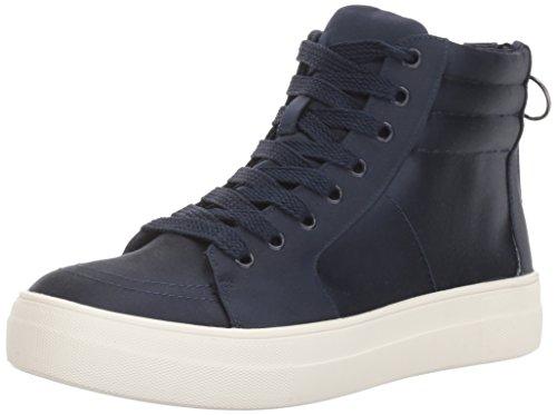 Sneaker Di Steve Madden Da Donna Di Moda Golly In Raso Blu