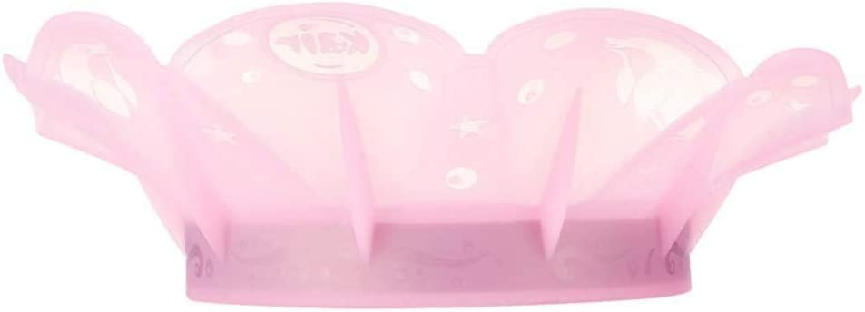 Pink Kair Bath Visor with Adjustable Strap New /& Improved