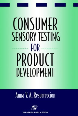 tests in sensory science Being a sensory scientist, most of my colleagues think i'm just responsible for running tests while this is broadly correct, it's never quite so simple.