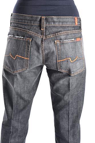 All For Femme 7 Jeans Mcbi13098 Mankind Gris Coton 15xcCwAqZ
