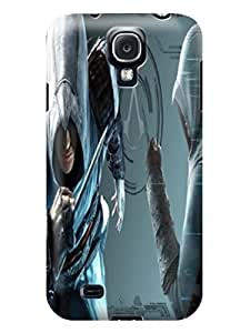 Custom Cool Assassin's Creed fashionable TPU Cellphone Protector Cover Case for Samsung Galaxy s4 WANGJING JINDA