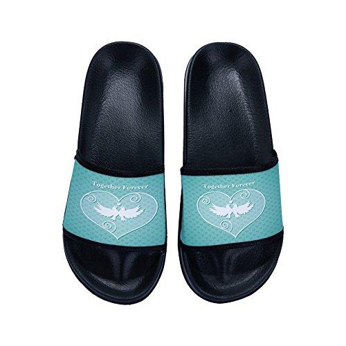 Pantofole EU Irma00Eve C Nero 39 Donna UpcqawgdaR