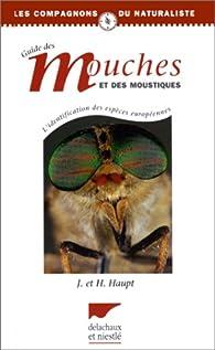 Guide des mouches et des moustiques par Joachim Haupt